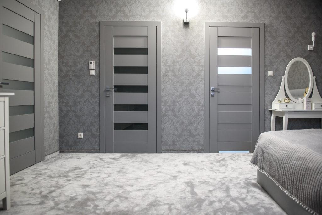 drzwi szare Wołomin