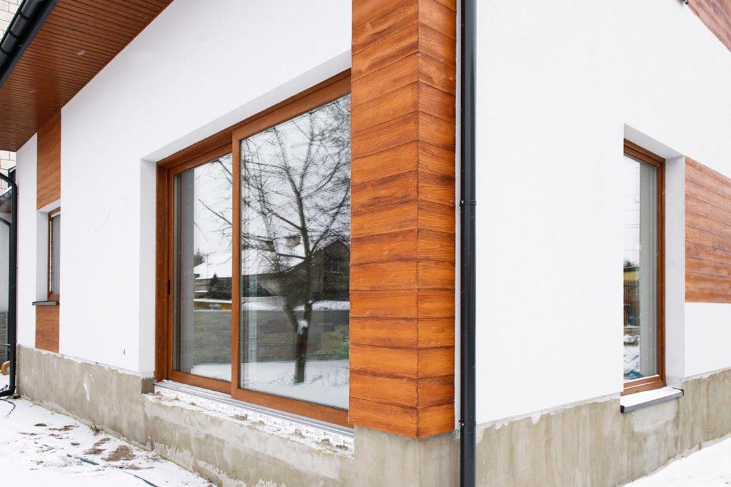 okna plastikowe PCV Kobylka