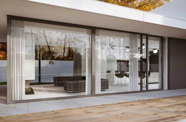 okna aluminiowe Ząbki